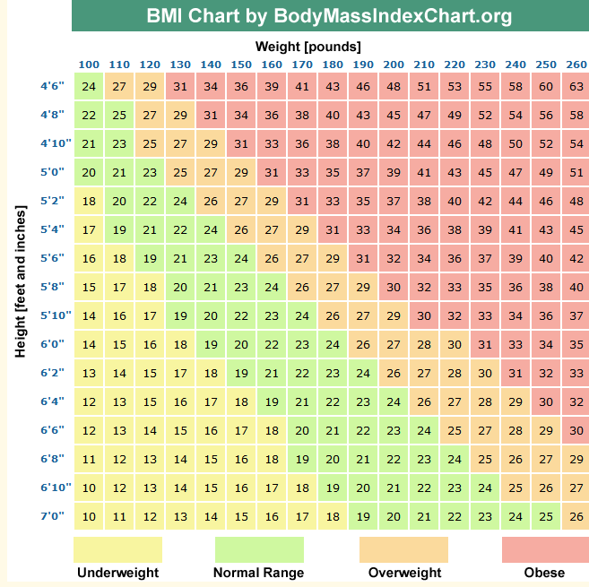 Is The BMI Accurate?