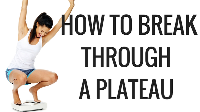 plateau stage weight loss