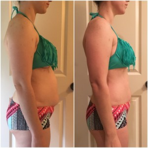 How to lose chest and belly fat in a week picture 1