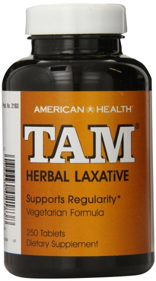 Tam's Herbal Laxatives
