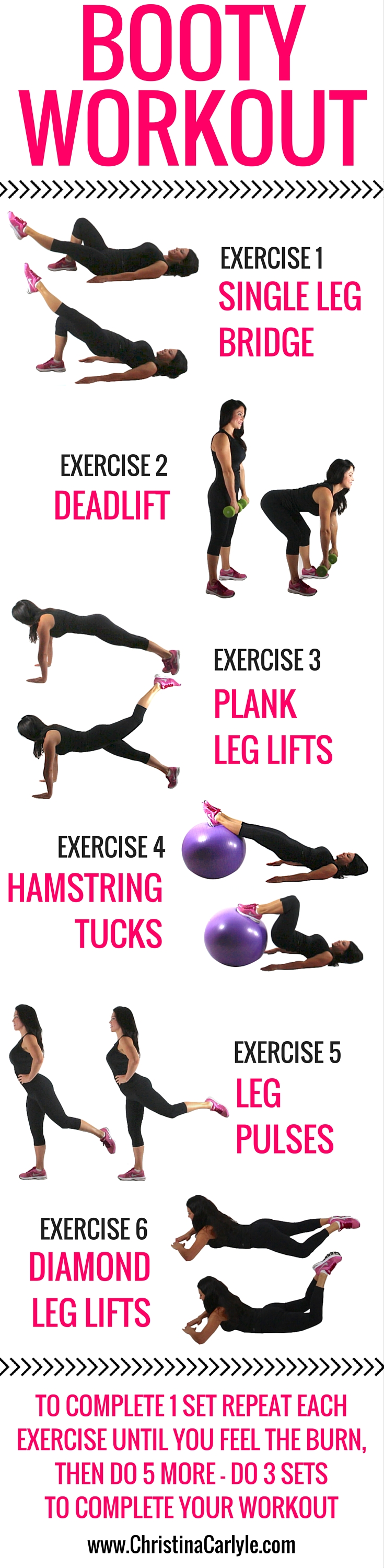 Butt Workout Exercises 84