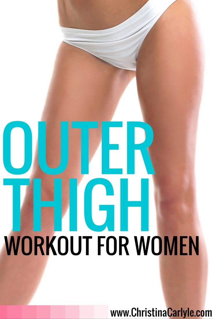 Outer Thigh Exercises Workouts For Women Jpg