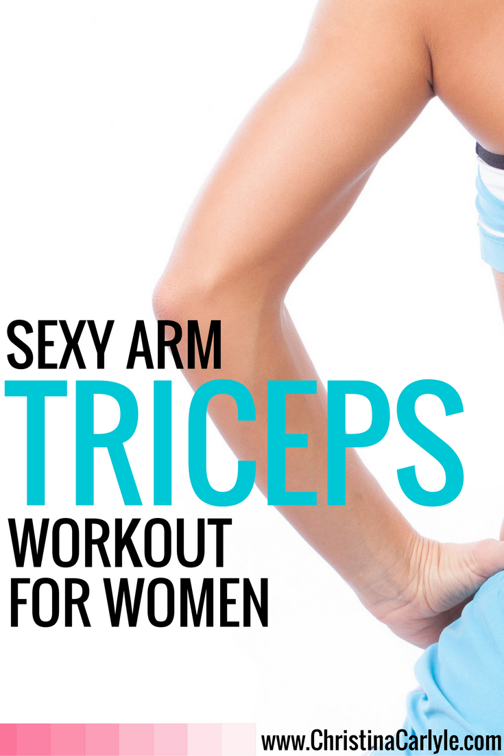 Triceps Workout For Women